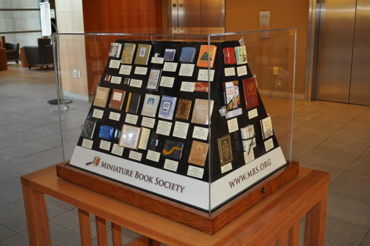 Little books a big draw at library | Chapman Newsroom