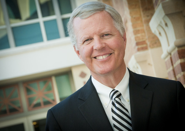 Tom Campbell, dean of Chapman University School of Law, will be among the authors at the Big Orange Book Festival.