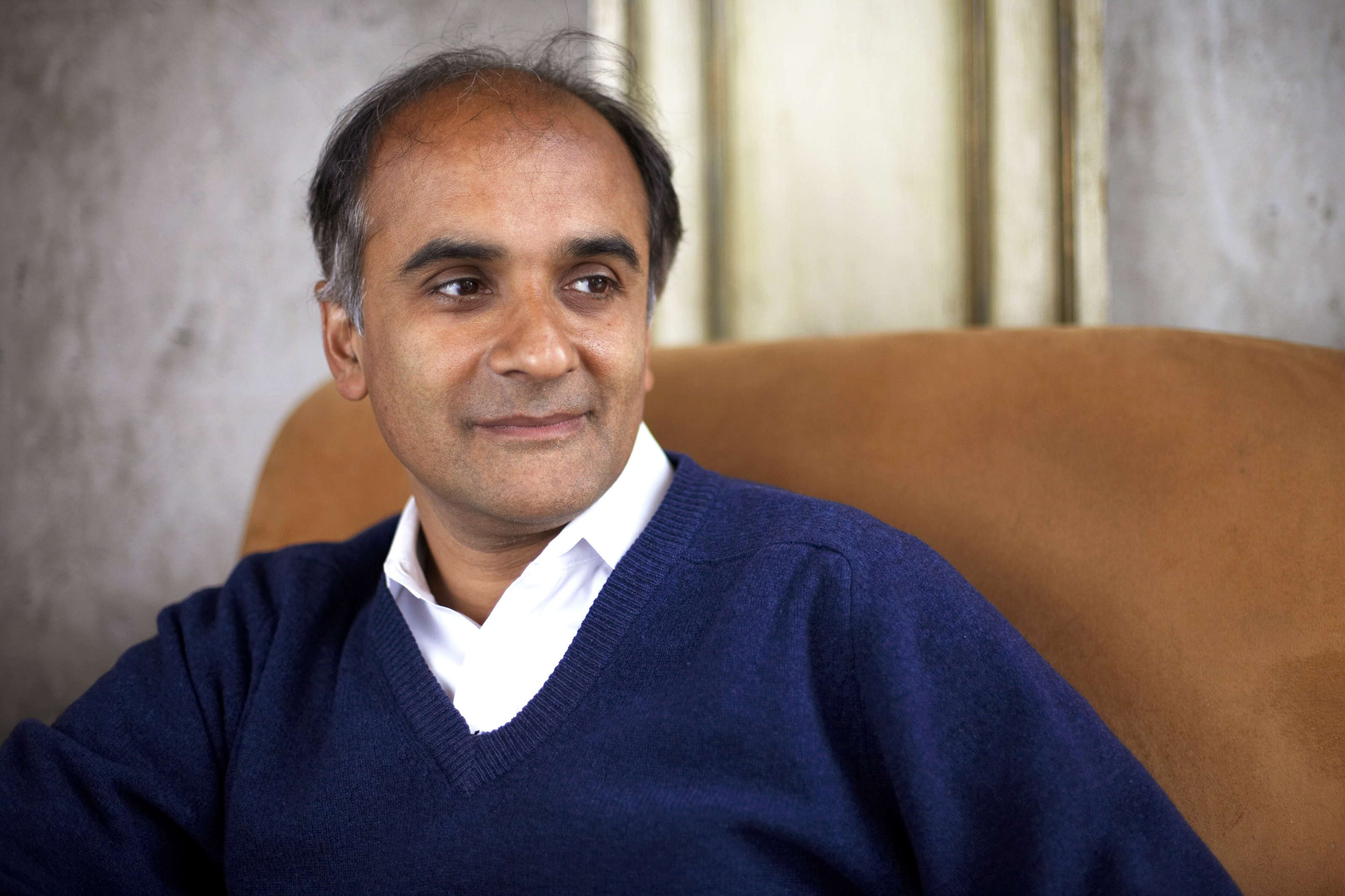 Pico Iyer returns to campus Wednesday, April 10.