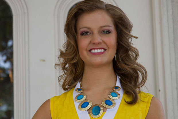 Nicole Renard '17 was named Distinguished Young Woman of America for 2013.