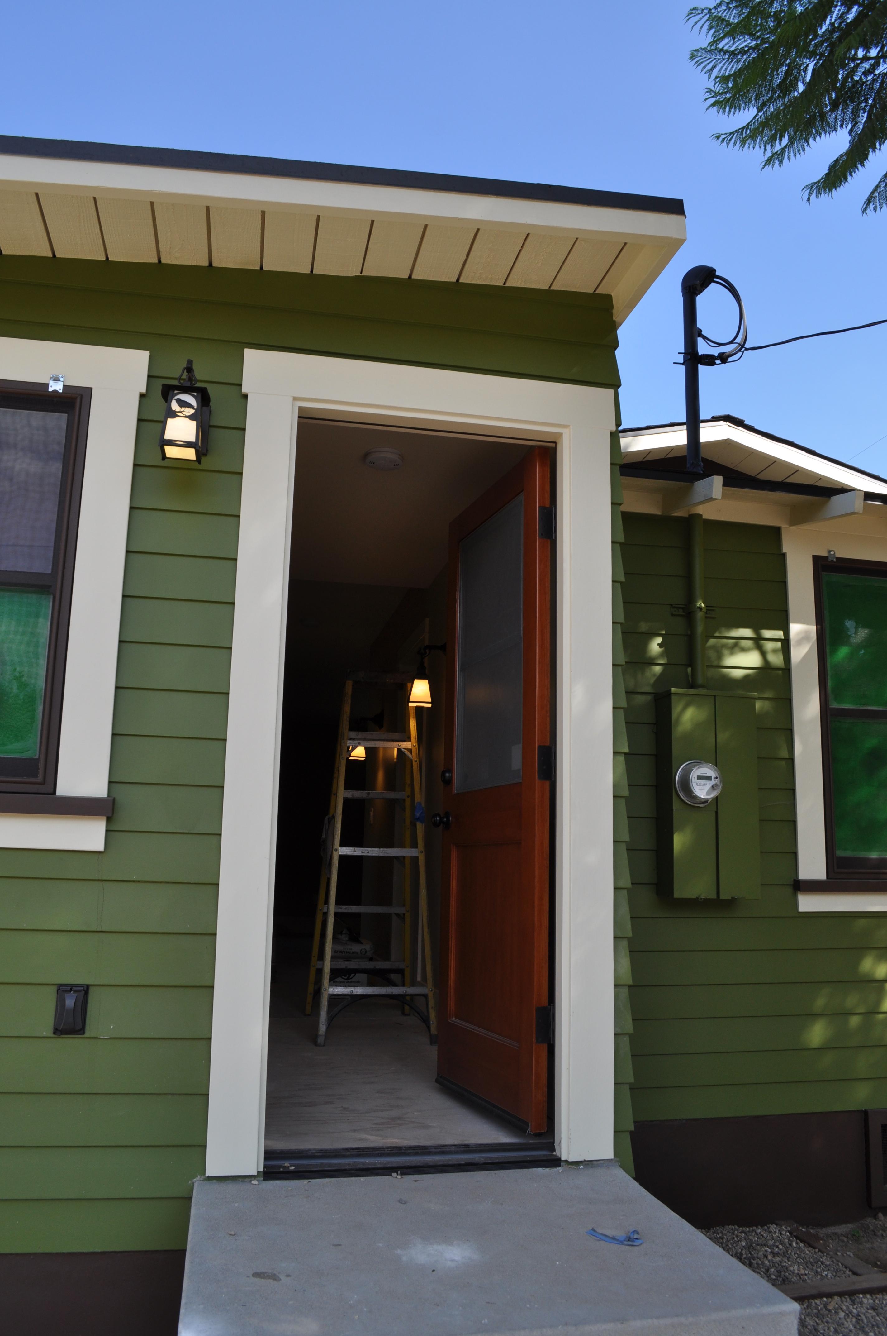 doorway exterior