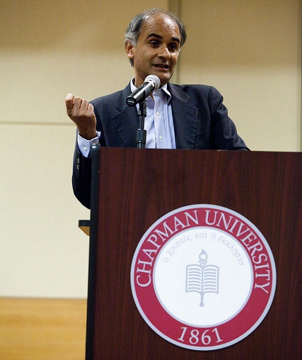 Author and Presidential Fellow Pico Iyer will be among the participants in an upcoming workshop on creativity.