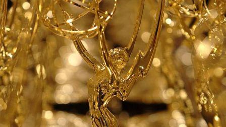 Emmy statue replica