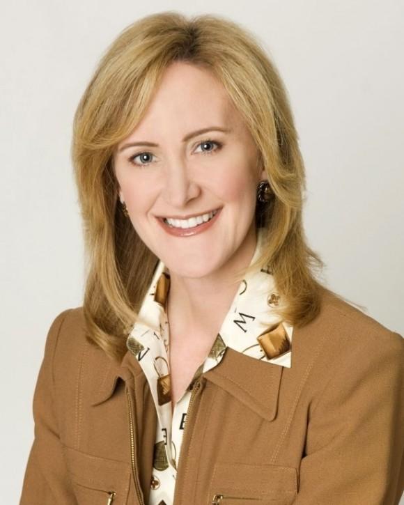Sheryl Bourgeois, Ph.D., Chapman University executive vice president for University advancement