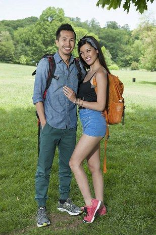 Dennis Hour '06 and Isabelle Du '07 combined their wits and perseverance to land a spot on The Amazing Race.