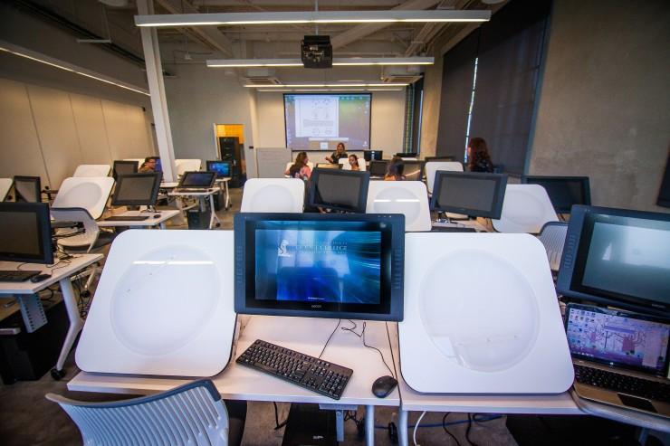 classroom screens