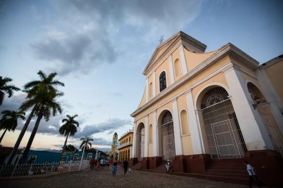 Cuba, spanish architecture