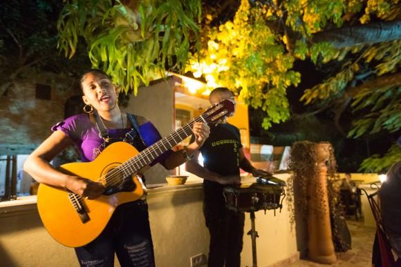 Cuban musicians