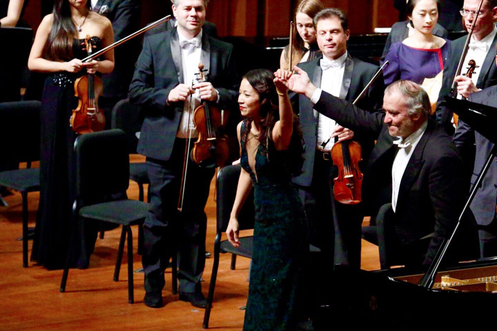 Fong and Gergiev