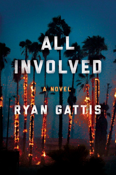 """Alumnus and guest lecturer Ryan Gattis '01 has written """"All Involved,"""" a novel told from the perspectives of multiple intertwined fictional characters during the Rodney King riots."""