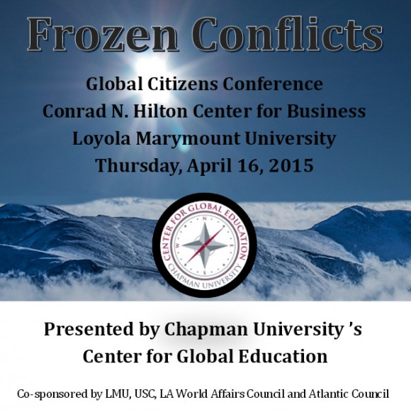 Frozen Conflicts Conference