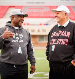 two coaches