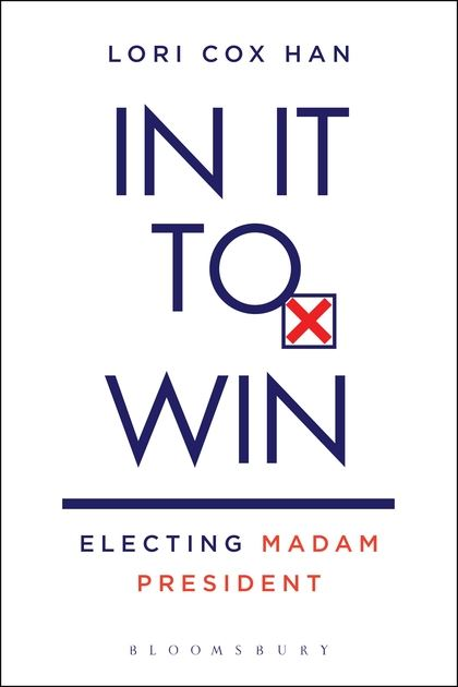 book cover - in it to win