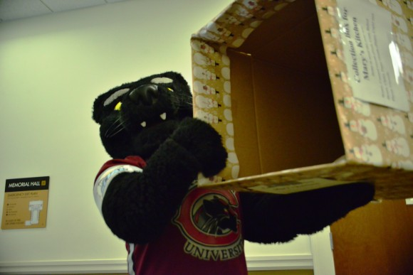 pete the panther lifting box
