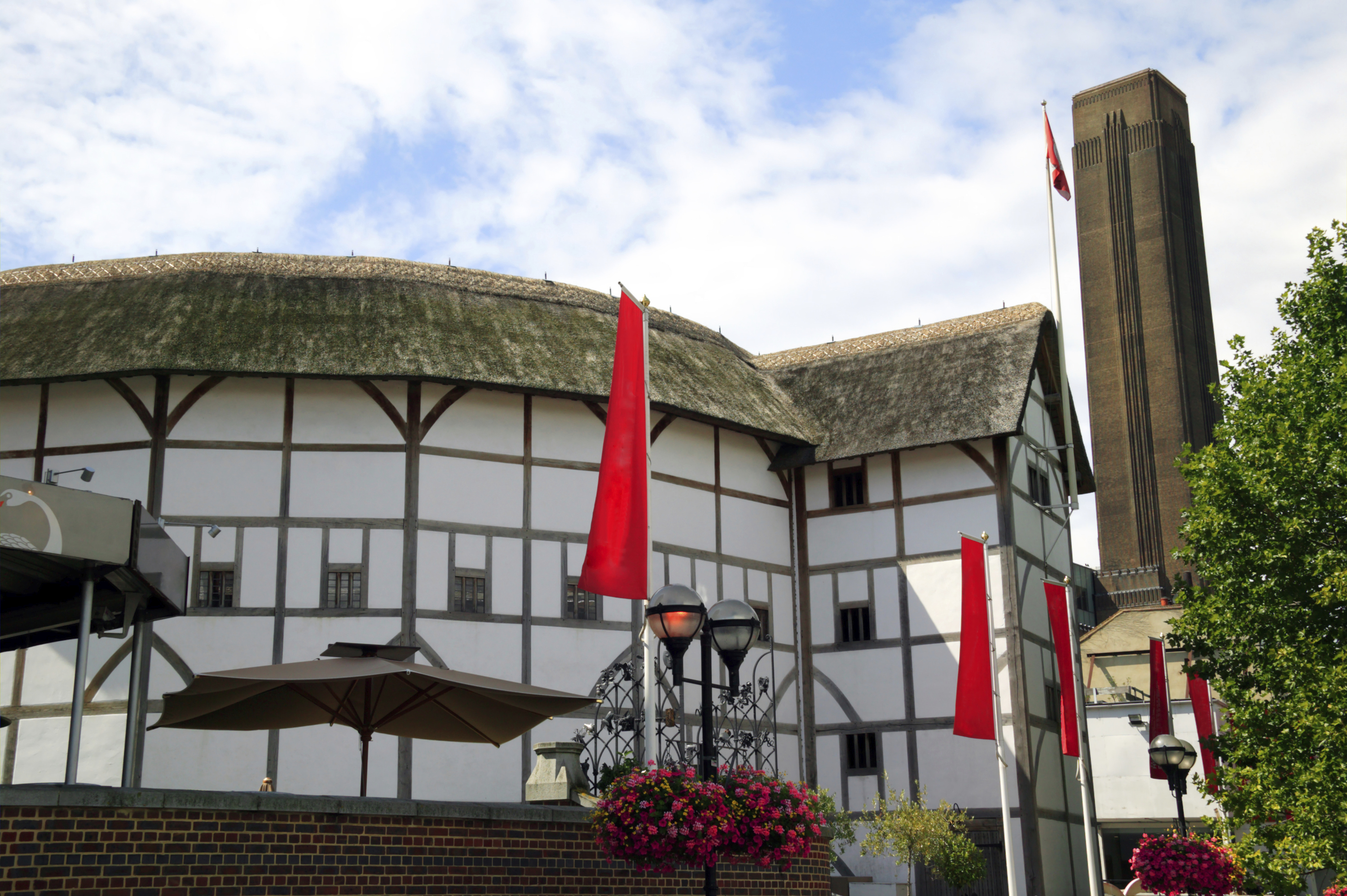 William Shakespeare's Globe Theatre