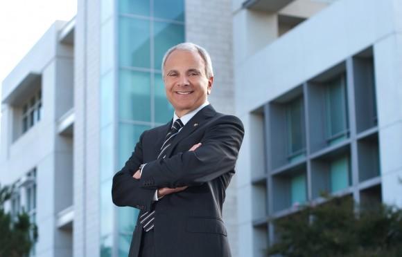 Chapman President Jim Doti