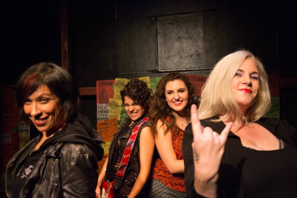 band of women