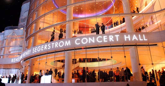 Renee and Henry Segerstrom Concert Hall, Costa Mesa