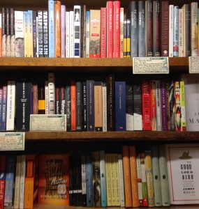 Bookshelf Chapman Newsroom