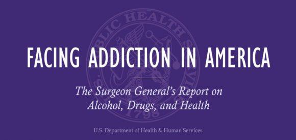 Surgeon General, drugs, alcohol