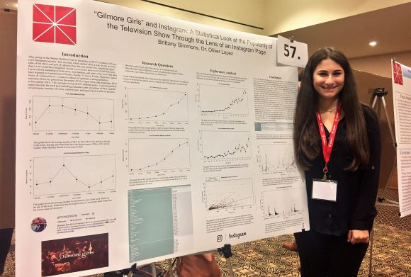student researcher at chapman university