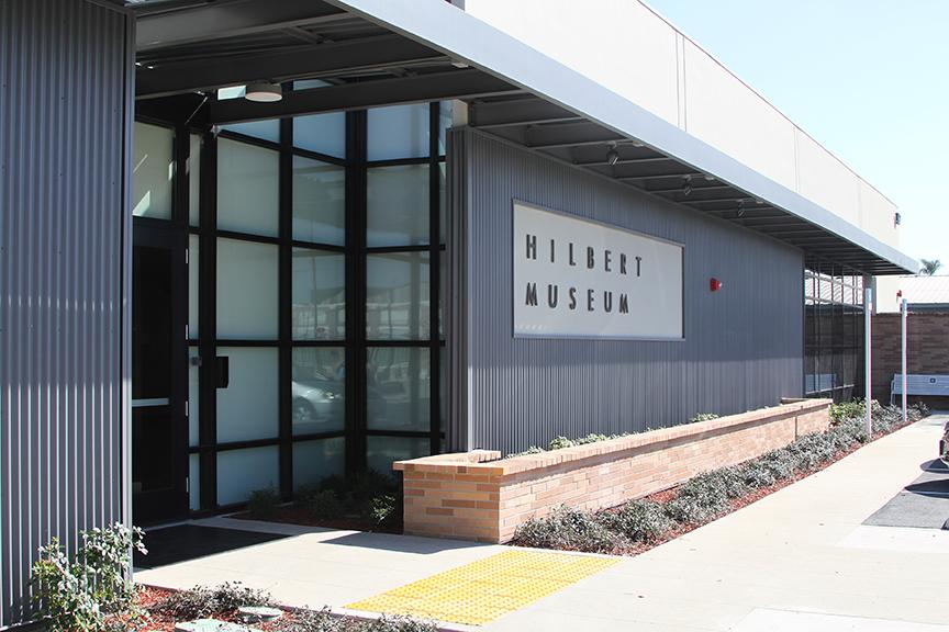 Hilbert Museum front