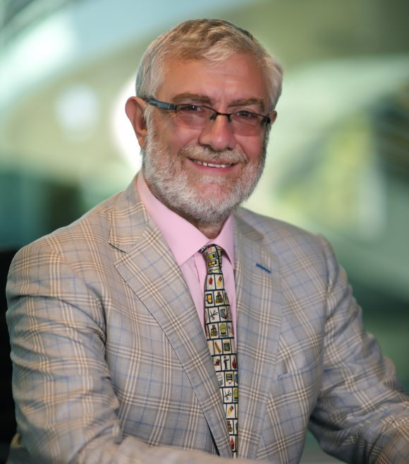 Chapman President Daniele C. Struppa