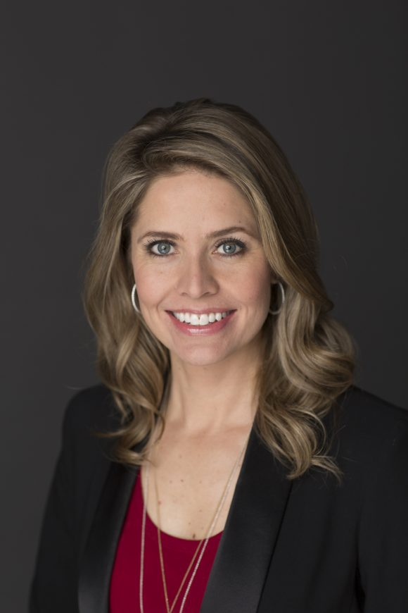 Kelli Stavast, sports broadcaster, Olympics, Dodge College