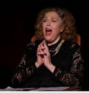 Carol Neblett singing