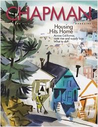 Spring 2018 Magazine cover