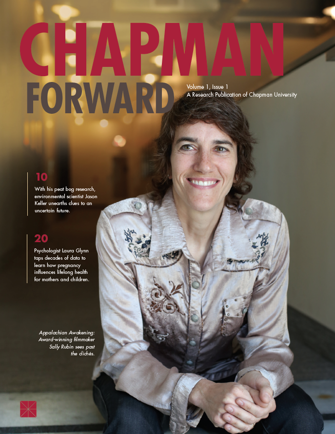 chapman Forward Cover