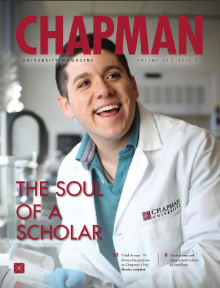 The Soul of a Scholar