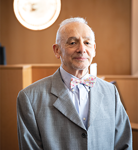 Professor Michael Bazyler portrait