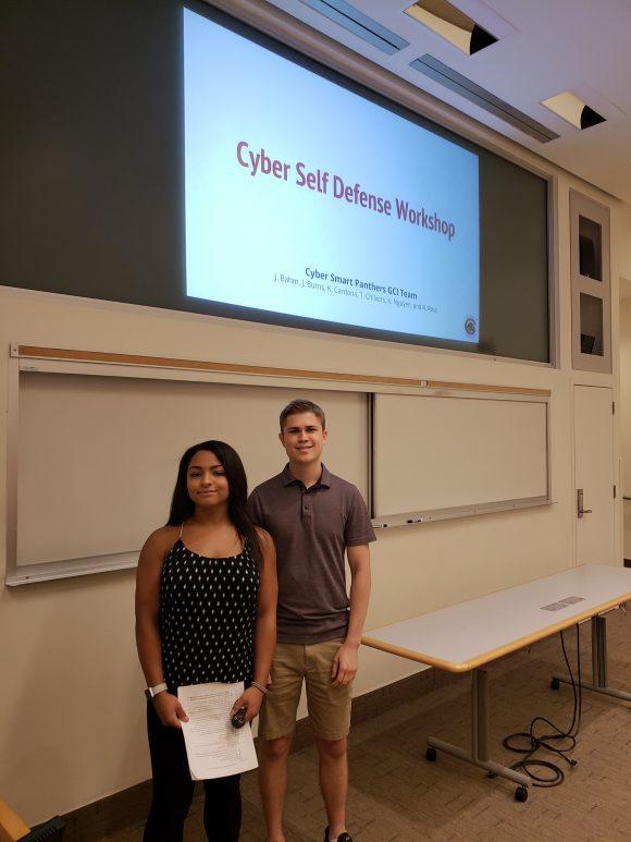 cyber smart presenters
