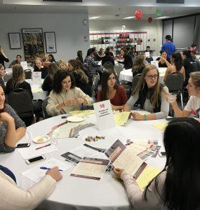 Students talk