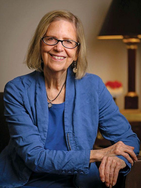 Bobbie Ann Mason.