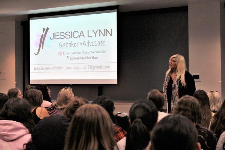 Jessica Lynn Event