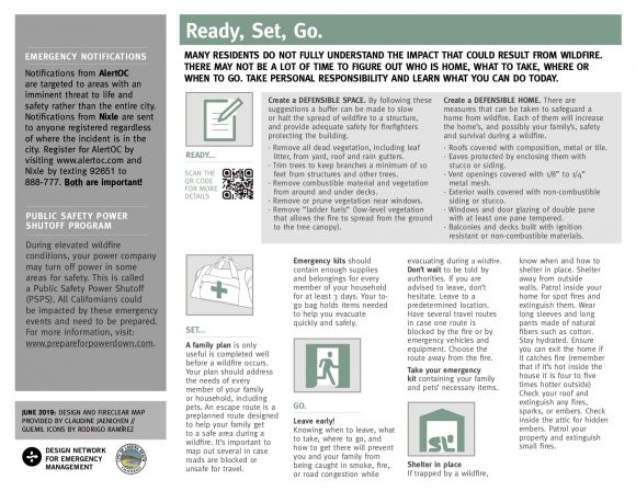 Laguna Beach Emergency Preparedness