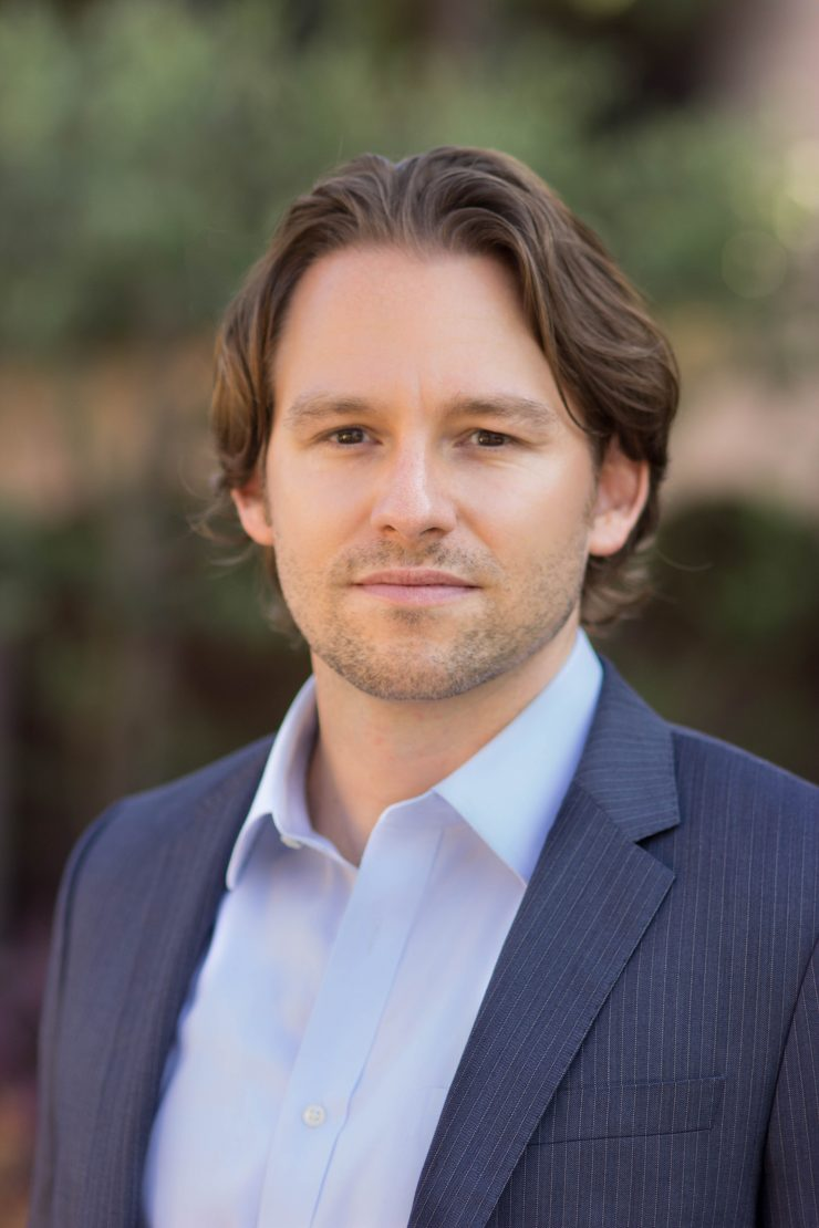 Headshot of Professor Brett Danaher
