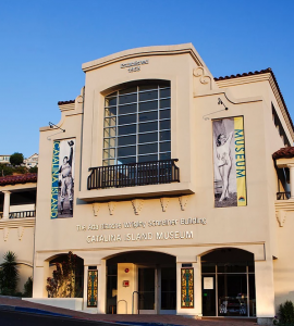 Catalina Museum building
