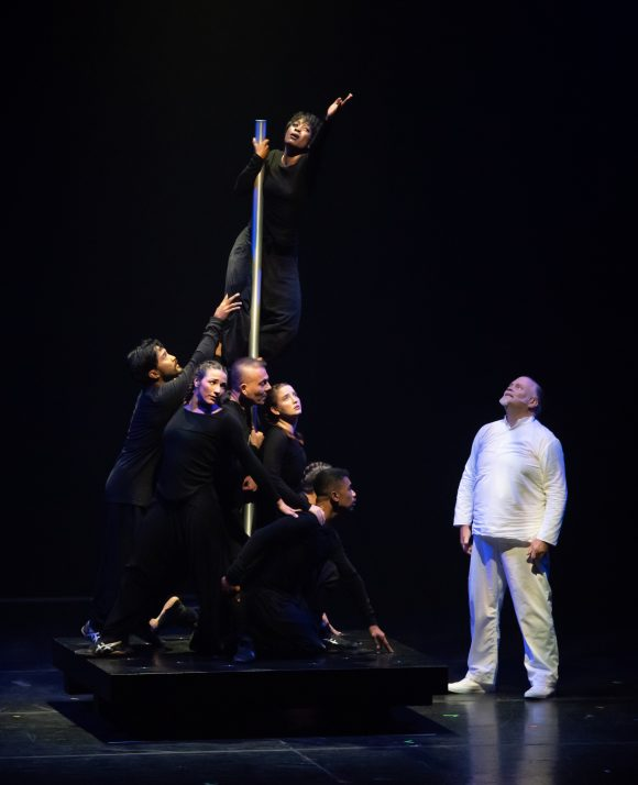 Diavolo students performing