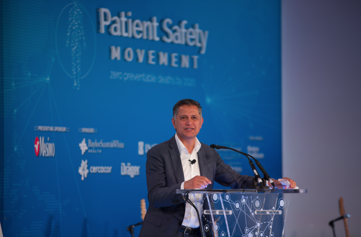 Joe Kiani, Patient Safety Movement