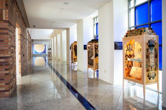 sculptural cases