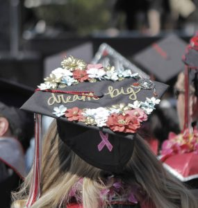 Chapman graduates
