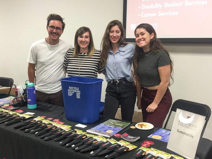 Sustainability tablers