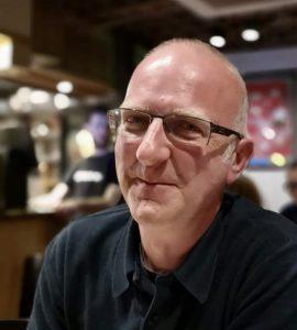 Michael Ibba, new dean of Schmid College
