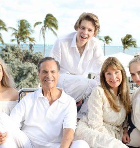 The Potamkin family.