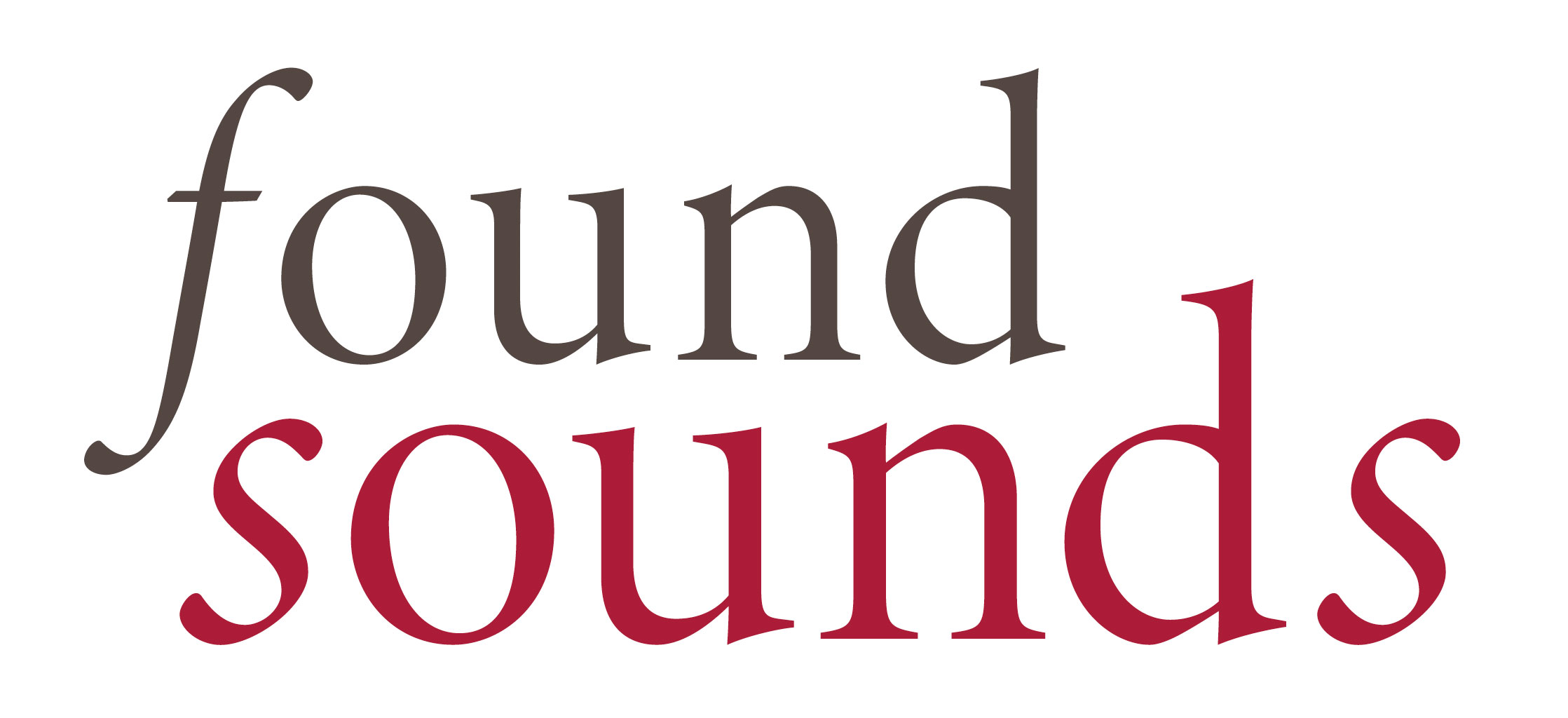 found sounds header mobile