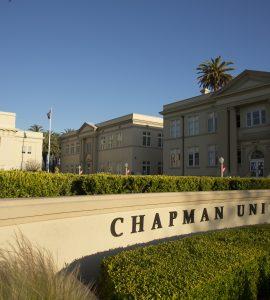 Chapman campus photo