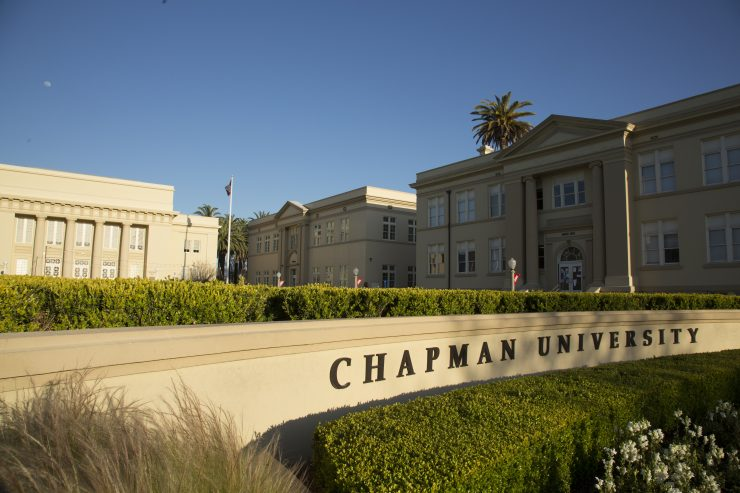 Chapman campus photo
